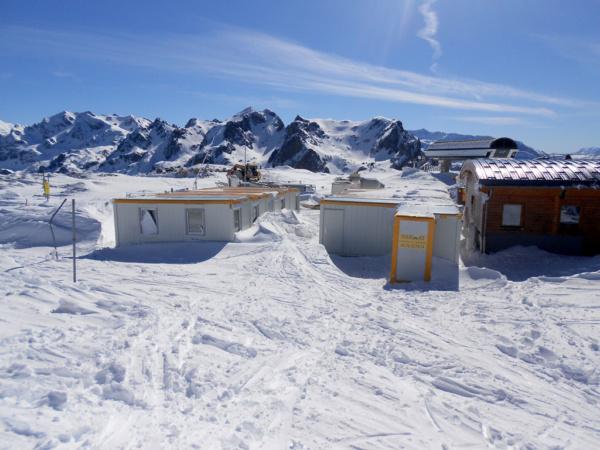Bases vie et location bungalow