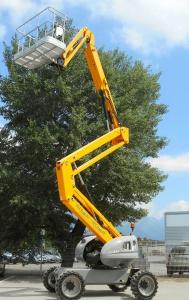 Flèche articulée automotrice diesel 16 m