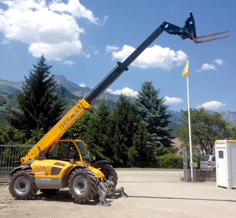 Chariot télescopique 9-10 m
