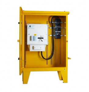 Coffret électrique distribution