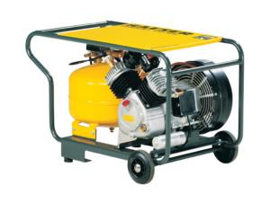 Compresseur électrique Mobile 2 cv 200 litres