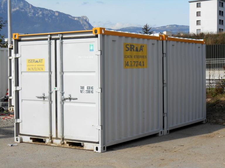 Container 10 m3 – 2,5 x 2,2 m