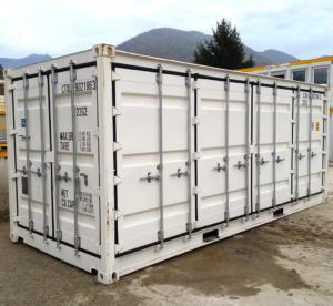 Container 33 m3 – ouverture latérale