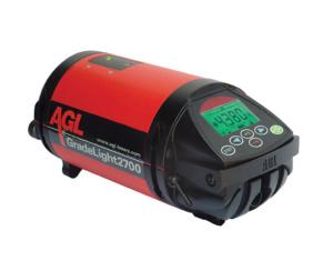 Laser canalisation