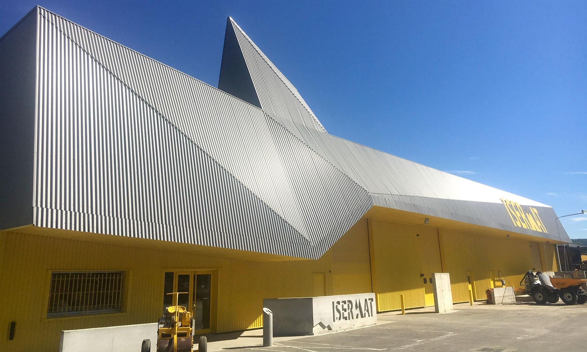 ISERMAT SECAMAT : Location de matériel BTP à Grenoble, agence de Saint-Martin d'Hères