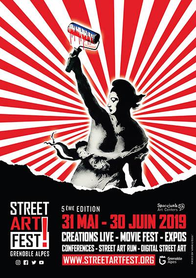 Street Art Festival !