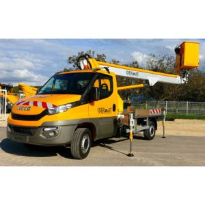 Camion nacelle télescopique 18 m