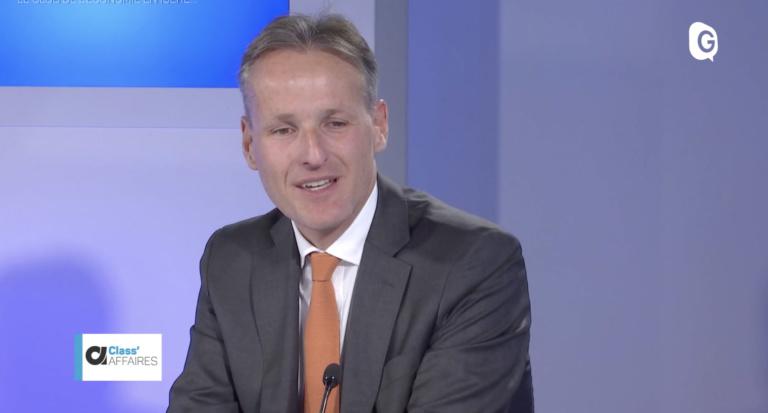 Paul David invité sur téléGrenoble