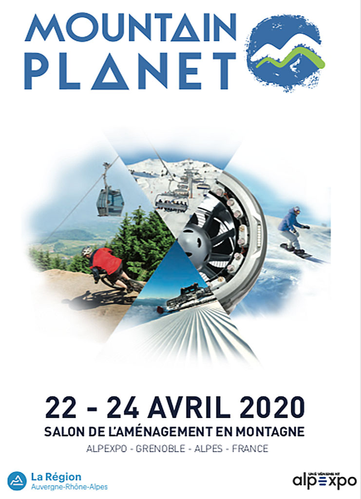 24e salon Mountain Planet – 22 au 24 avril 2020