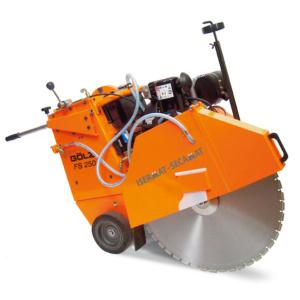 Scie à sol Diesel 310 mm