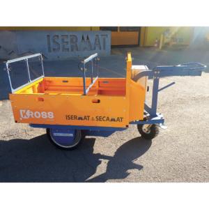 Chariot électrique 450 kg